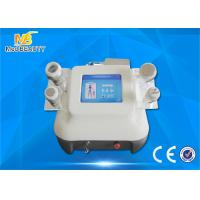 Buy cheap Face Lifting Ultrasonic Cavitation Rf Slimming Machine , 8 Inch Color Touch Screen from wholesalers