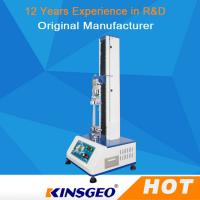 China 600mm Microcomputer 300N Universal Compression Strength Testing Machines With Ball Screw on sale