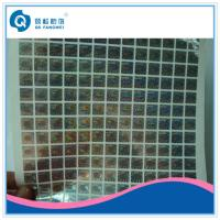 China Custom Hologram Stickers , Gloss Laminating / Embossing Warranty Labels on sale