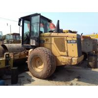 Quality used caterpillar CS-533D road roller  CAT roller double drum 10 ton compactor for sale