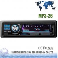 China Car Audio MP3-26 Car Card Reader, USB&SD/MMC Card Support, Car MP3 Player on sale