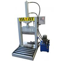 Quality Single Blade Rubber Injection Moulding Machine With Hydraulic Control System for sale