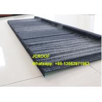 Buy cheap Storm resistance 0.4 mm milano tile Zinc Corrugated Roofing Sheet for Nigeria from wholesalers