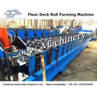 Quality Steel Structure Floor Tile Making Machine 380V 3 Phase 50HZ PLC Control for sale