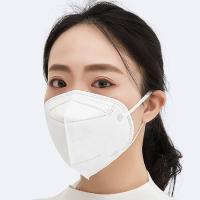Quality Personal Protection Disposable Anti Dust Face Mask N95 With High Filtration Capacity for sale