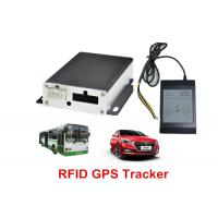 Quality Realtime Vehicle Gps Tracking Device Surpport Voice / Fuel / Temperature Monitoring With Memory for sale
