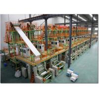 Automatic Wall Stone Paper Making Machine With Single Screw Extruder 220V/380V/440V/3P