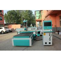 Quality No Deformed CNC Wood Cutting Machine High Stability With Air Cooling Spindle for sale