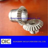 Quality High strength Transmission Spare Parts Long life Construction Gear for sale