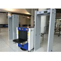 Quality High Throughput X Ray Baggage Scanner Automatic Identifying Dangerous Liquids for sale