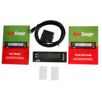 Quality Scangauge OBD2 AutoGauge 5 in 1 Vehicle Monitor Auto Gauge for sale