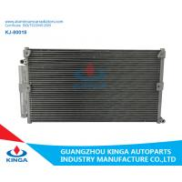 Quality Full Aluminum Toyota AC Condenser for Landcruiser / Vehicle Spare Parts for sale