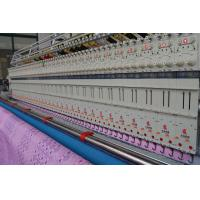 Quality computerized 33 heads Quilting embroidery machine for home textile, mattress, curtain, cushion, blanket, apparel... for sale