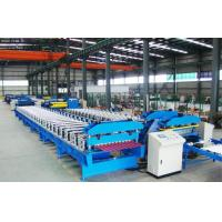 Quality corrugated metal roof rolling machine for sale