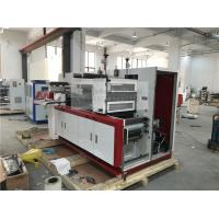 Quality 320 Type Vinyl Sticker Die Cutting Machine With Automatic Stacking Collecting Machine for sale