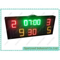 Portable Mini Water Polo Scoreboard With Internal Shot Clock