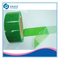 Quality Green Tamper Evident Tape , Custom Printed Plastic Warranty Void Tape for sale