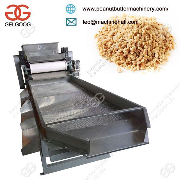 Peanut Dicing Crusher Machine