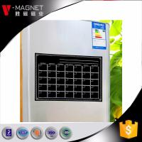 Quality magnetic dry erase planner flexible magnetic whiteboard for fridge China factory wholsale for sale