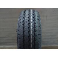 China Fuel Efficiency Semi Steel Radial Tire , Lightweight Truck Tires C Wet Grip 185R14LT on sale