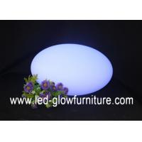 Quality 3D mood decoration lighting rechargeable LED Mood Lamp rgb colored christmas egg for sale