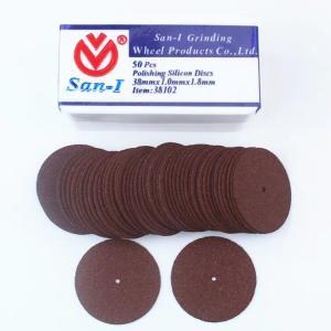 China Polishing Abrasive Disc Dental Rotary Tools San - I Polishing Silicon Dental Lab Material on sale