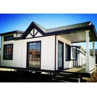Quality Galvanized Flexible Steel Container Houses , Commercial Steel Storage Container Homes for sale