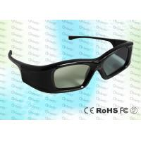 Quality Universal micro USB Rechargeable cinema IR 3D glasses GT400  for sale