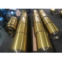 Quality 8011 Hydrophilic Golden Heat Exchanger Aluminium Foil Roll Air Conditioner Fin - Stock for sale