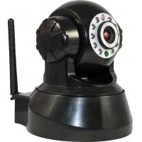 Quality UPNP and PPPOE MJPEG Security Tilt and Pan CCTV Night Vision IP Camera for sale