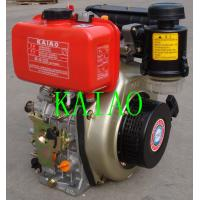 Quality Low Fuel Consumption 12Hp Diesel Engine With 5.5L Fuel Tank Capacity for sale