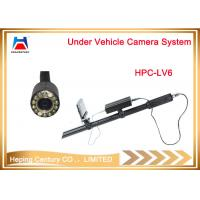Quality Under vehicle inspection camera for security checking completely portable type for sale
