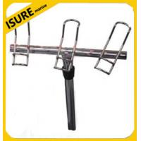 China Pair of 3 Way Rod Holders - Marine 316 Stainless Steel Boat Fishing Holder on sale