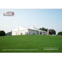 Buy cheap 20m Width Strong Frame Outdoor Wedding Marquee Tent 500 People Capacity from wholesalers