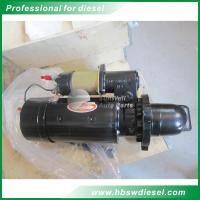 China 42MT 24V 6.0KW Delco Starter Motor 10478998 for Caterpillar,Cummins on sale