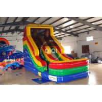 Quality Classic Inflatable Slide For kids for sale