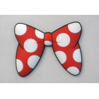 China Butterfly Shape Epoxy Resin Stickers for Garments Decoration on sale