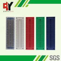 Quality White Printed Circuit Board Solderless Breadboard 2.54mm Pitch for sale