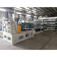 Quality Computerized Polycarbonate Profile Extrusion PC Acrylic Sheet Machine for sale