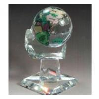 Quality crystal globe for sale
