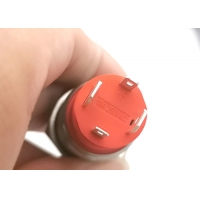 Quality 250V 10A PBT High Amp Push Anti Vandal Momentary Switch for sale