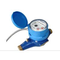 Quality Electronic M-Bus AMR Compatible Water Meter Wired Remote Reading With Valve Control for sale