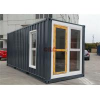 Quality Durable Furnished Multi - Function Modified Prefab Shipping Container Homes for sale