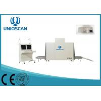 Quality High Resolution Baggage X Ray Scanner , Security Scanning Equipment For Anti - Terroriest for sale