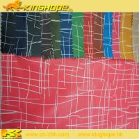 Quality hot sale waterproof 100% Polyester Printed Fabric for sale