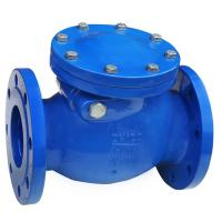 Quality DN 40-DN 800 Stainless Steel Check Valve Face To Face Ss Swing Check Valve for sale