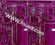 Quality Aluminium FR4 PCB Board 6 Layer Small Size Lithium Battery Packs Support for sale