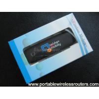 Quality ZTE mf190 USB 3G Modem Wireless ROHS Support Android / Windows / Mac for sale