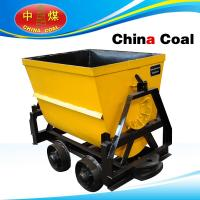 Quality Bucket-tipping Mine Car for sale