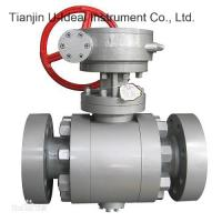 China Ball Valve-Single Piece Simple Design Steam Jacketed Ball Valve on sale